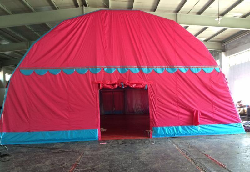 内蒙古巴彦淖尔市临河区专业生产各类充气帐篷
