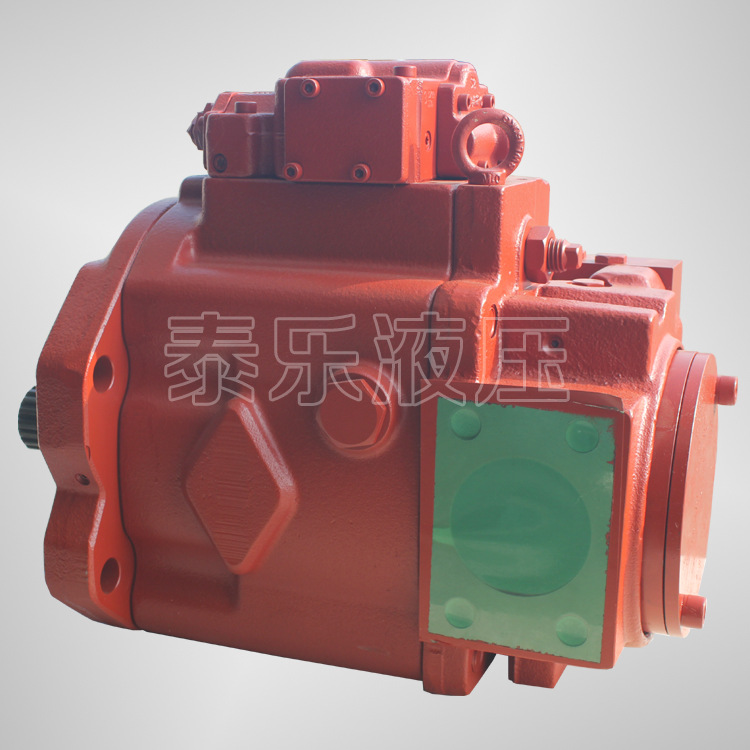 韩国川崎液压泵型号k3v140s,混凝土泵车搅拌车液压油泵,柱塞泵图片