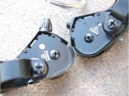 喜玛诺tx30 折叠自行车变速器6 山地车指拨把
