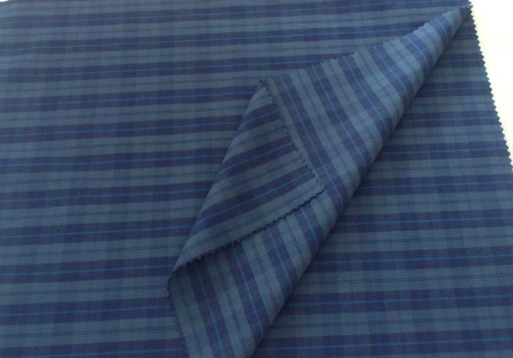 男士竹纤维衬衫布 丝绸手感 竹绸纺s1208
