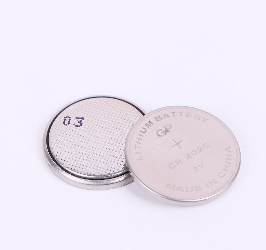 精品超霸3Vcr2025纽扣电池 汽车遥控数码配件纽扣电池厂价批发