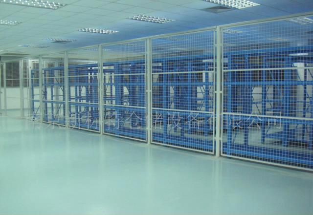金属护栏网 工厂(车间)隔离网