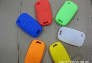 别克英朗钥匙包 m-09型号 进口天然硅胶材质1