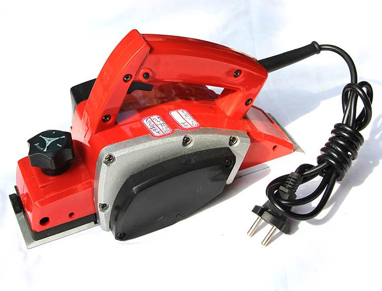 木工工具560W电动手提刨电刨木工刨平台刨压刨(样品特价)