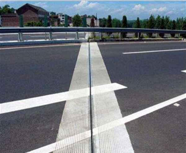 桥梁伸缩缝修补