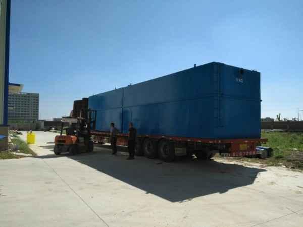 污水处理工程设备
