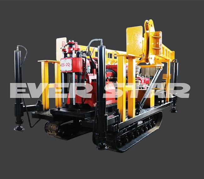 立轴式钻机设备供应商