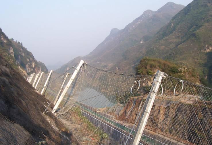 三安河北安平供应边坡防护网
