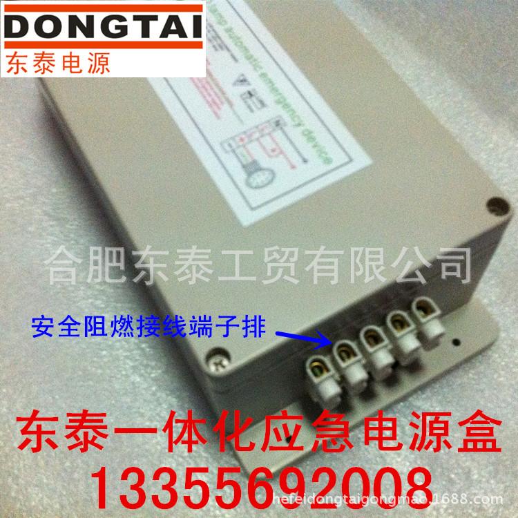 东泰48WLED面板灯一体化应急电源盒 半功率24W应急亮度盒装工厂价