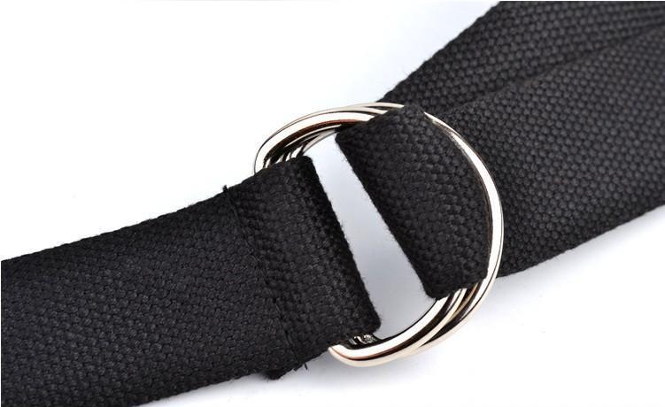 厂家直供 时尚布腰带 编织腰带图片