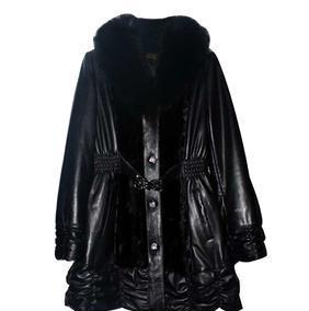 时尚 新款 2012 毛领皮衣皮衣 长款 批发供应 真皮正品