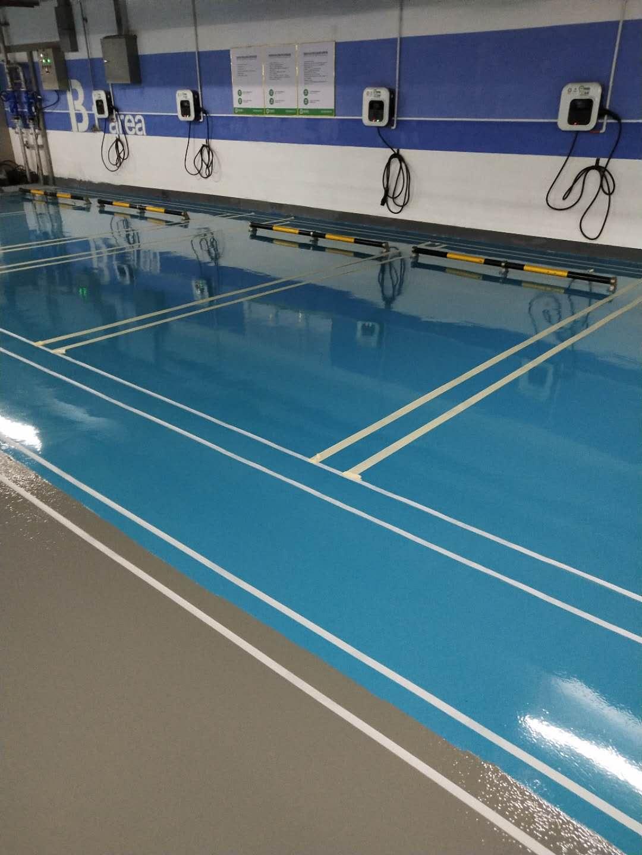 优质环氧地坪漆尽在天宏工业地板_环氧地坪漆品牌好