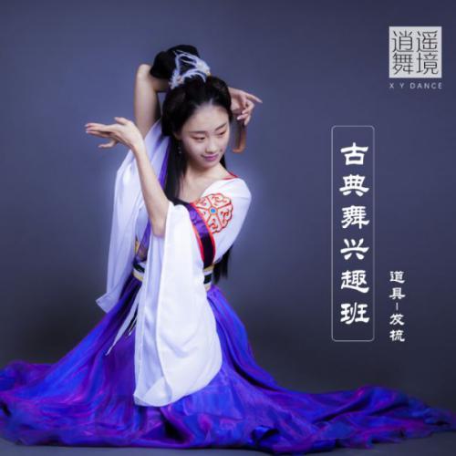 逍遥舞境古典舞最新原创剧目-晚妆寒-即将开课