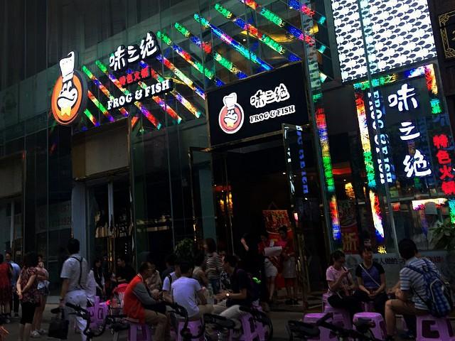 哪里有专业的四川省味之绝火锅加盟,红蜻蜓美蛙鱼头火锅