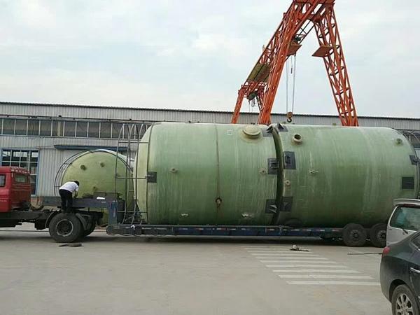 玻璃钢储罐厂家批发,强度高的玻璃钢储罐推荐