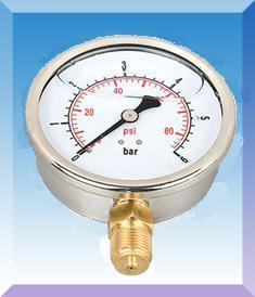 耐震压力表(YN-50 60 100 150)