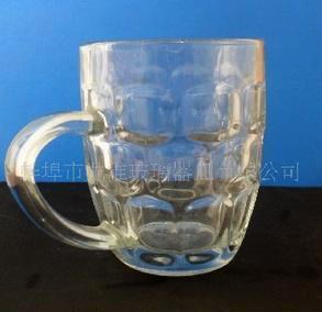 特价优质大容量高白料玻璃菠萝杯