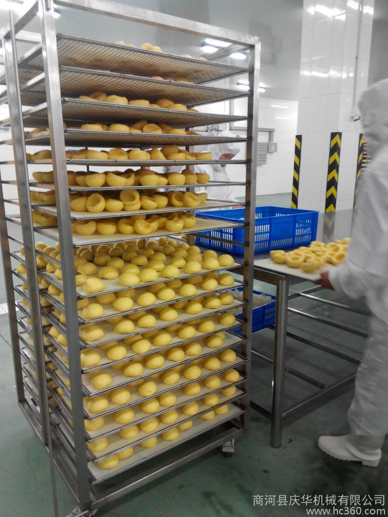 供应食品设备庆华QH供应庆华不锈钢蒸车食品加工小车