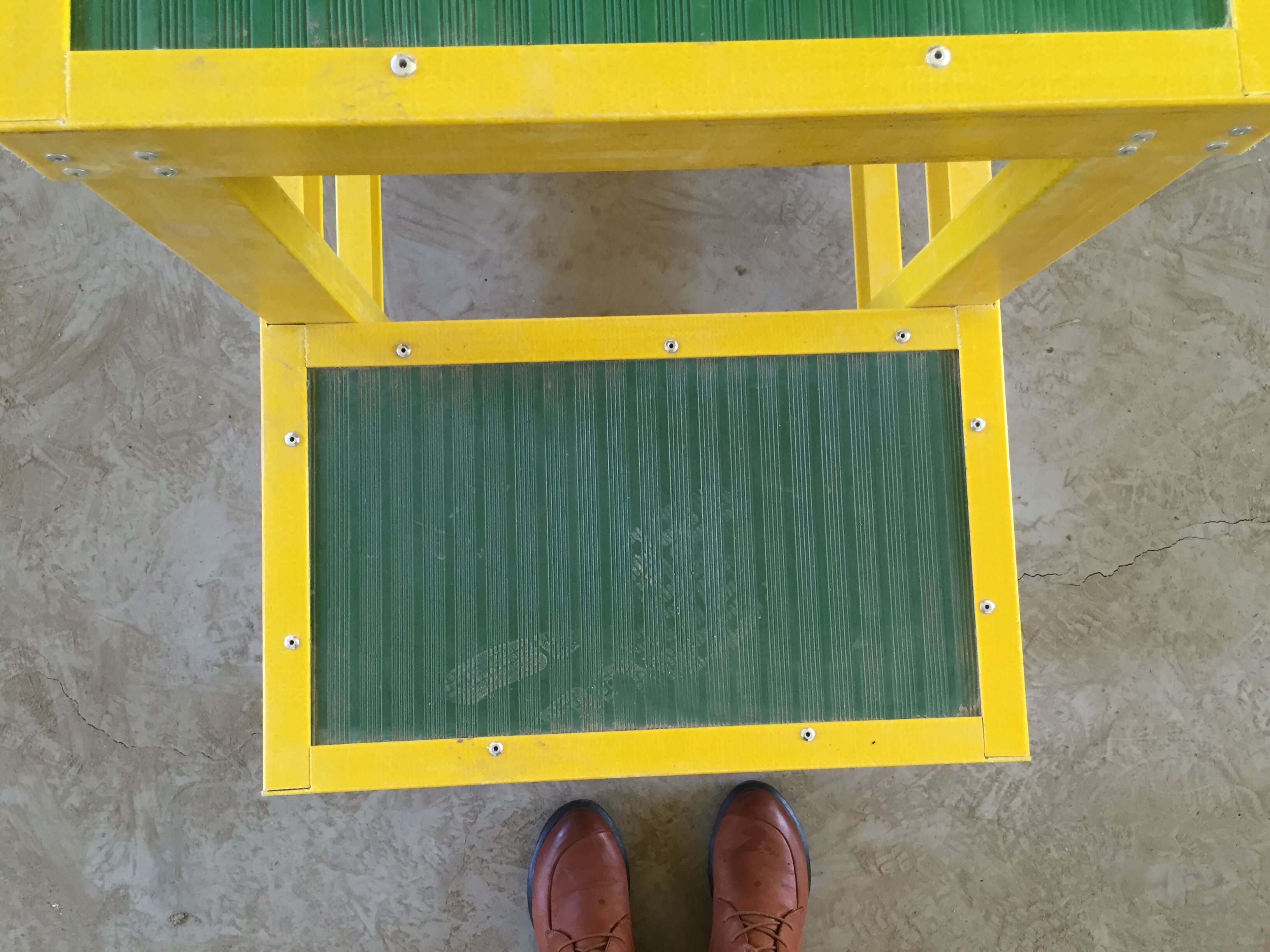 山东两层电工检修绝缘高低凳 高压绝缘凳 电力操作防滑绝缘凳