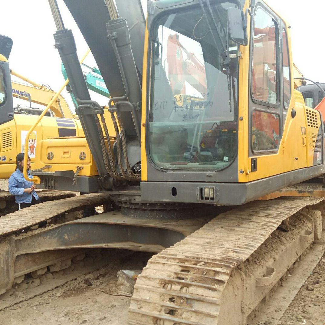 沃尔沃精品210二手挖掘机便宜冲量出售手续齐全全国包送