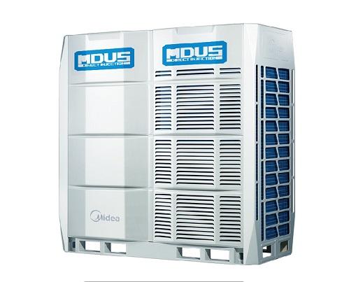 北京美的中央空调商用MDVS全直流变频多联机室外机