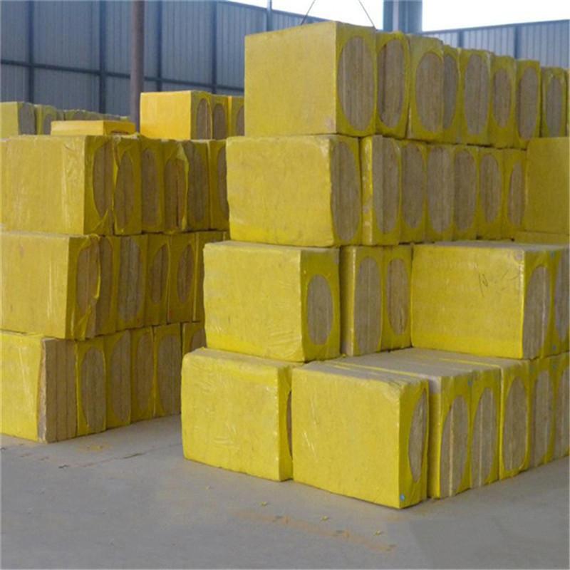 博昱  供应高密度憎水防火岩棉板 阻燃吸音岩棉板 优质隔热岩棉保温板
