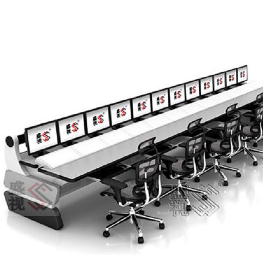 广州盛视厂家直销监控台 操作台  指挥控制桌