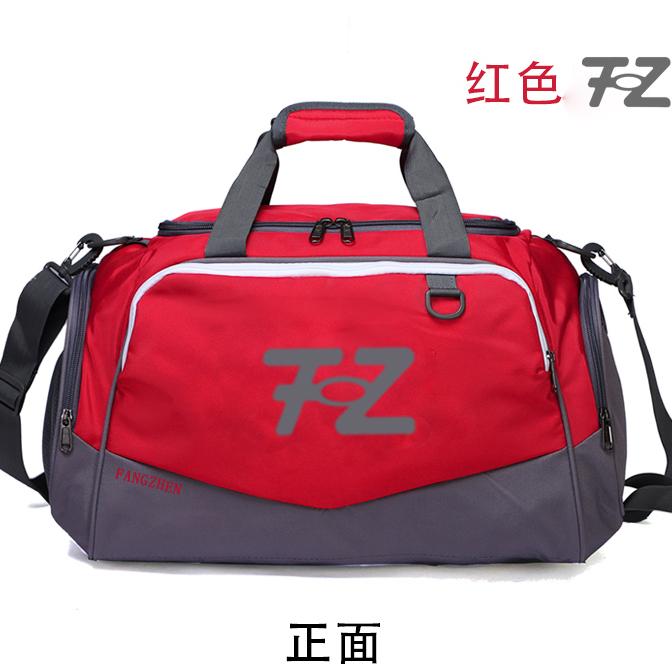 上海箱包批发定制牛津布运动旅行健身包来图打样可添加logo001