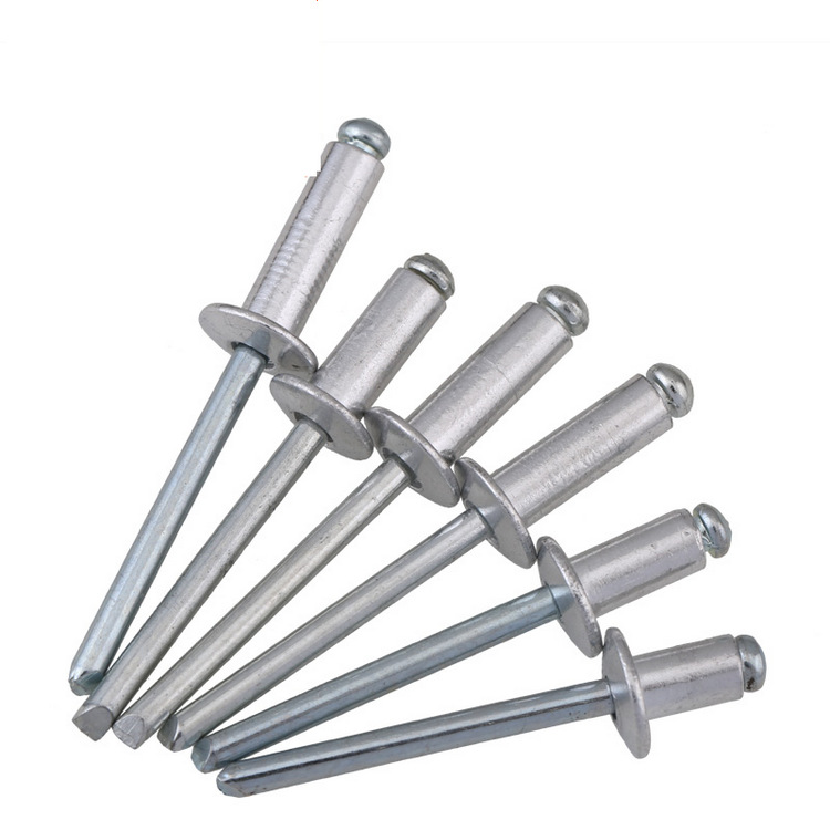 宝路特五金厂家直销现货供应不锈钢抽芯铆钉