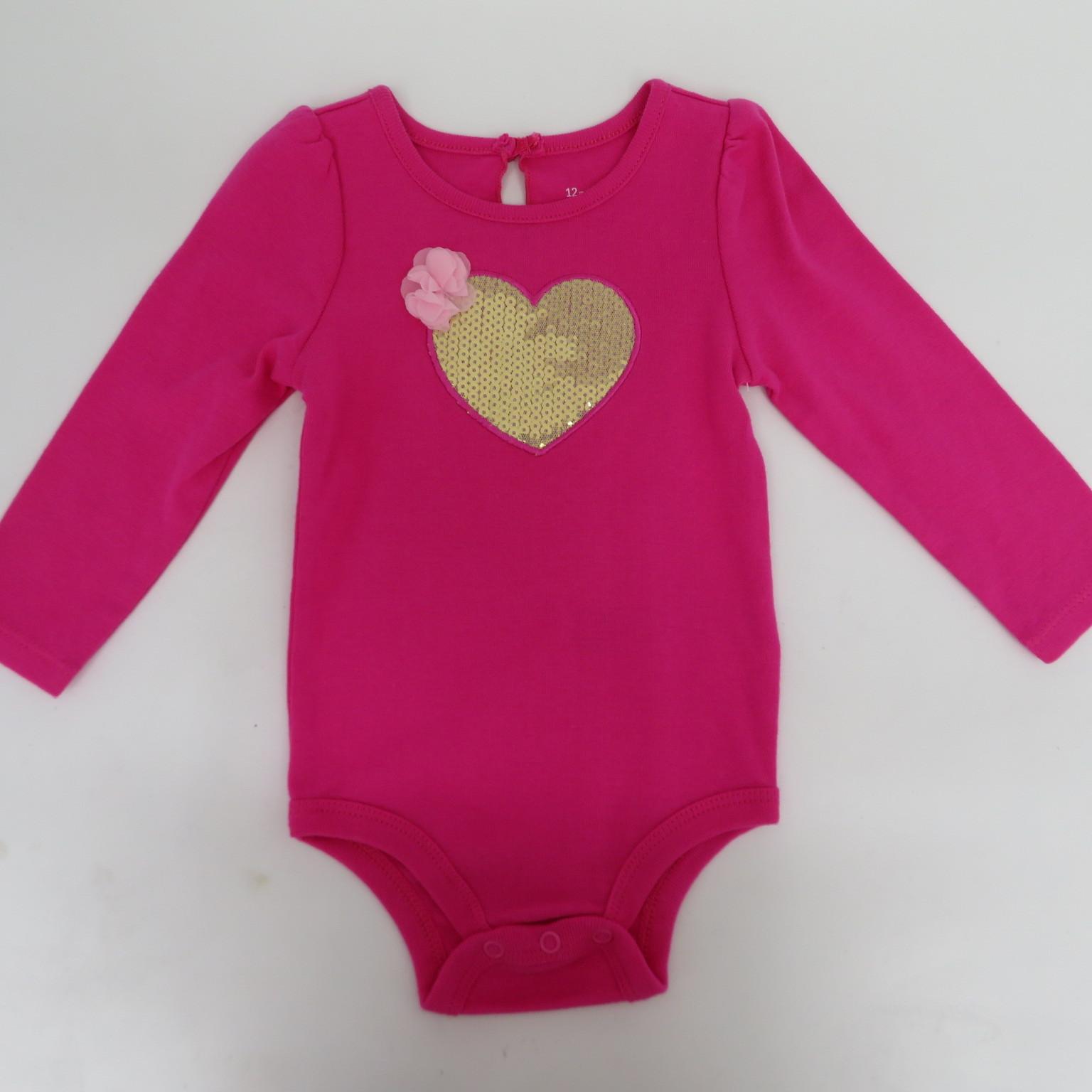 外贸原单3-6-9-12个月婴儿连体衣秋冬季新生儿纯棉保暖哈衣爬服