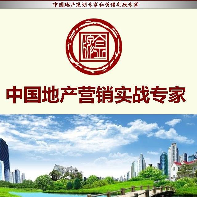 中国地产综合体策划与概念规划专家深圳金牌房地产顾问公司