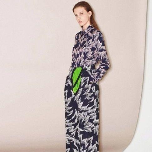 一手货源商场经营女装开店女装拿货选紫馨源时尚国际服饰