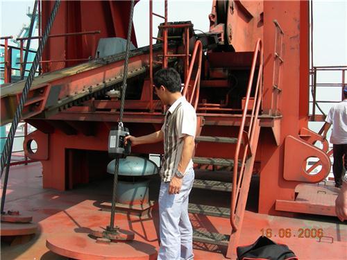 冶金鋼絲繩檢測儀,洛陽在線檢測威爾若普,冶金鋼絲繩檢測儀廠家