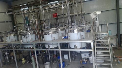 中药提取设备、龙鼎世纪、天津中药提取设备厂家