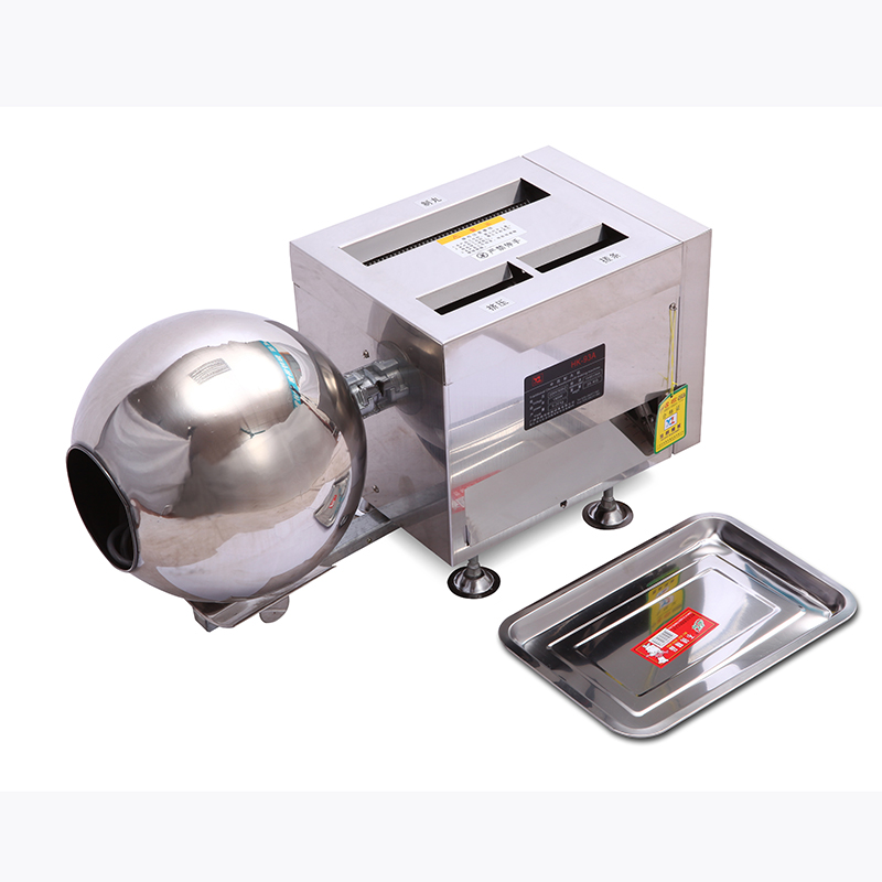 旭朗不锈钢小型制丸机水丸蜜丸及丸状食品通用设备规格可选