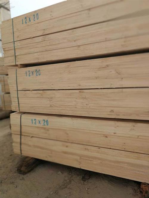 日照腾发木材(图)、辐射松建筑方木生产厂家、建筑方木