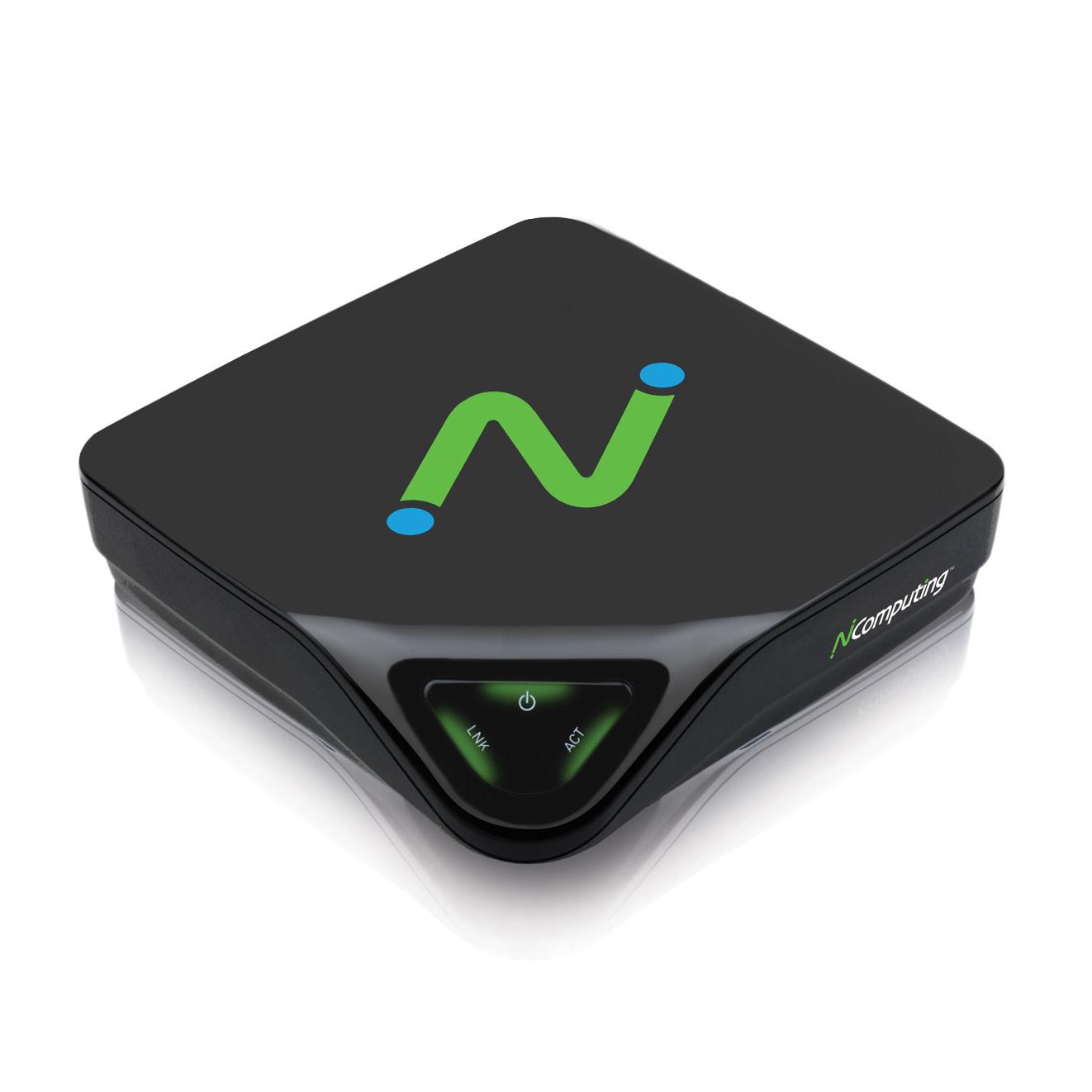 营业厅智能网络终端机NComputing L300小电脑