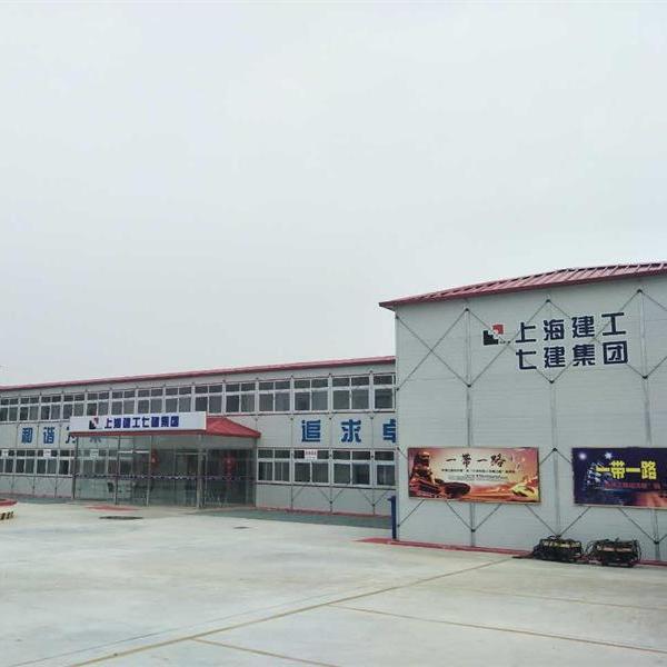 低价焊接式岩棉板河北沧州彩钢活动房工地用