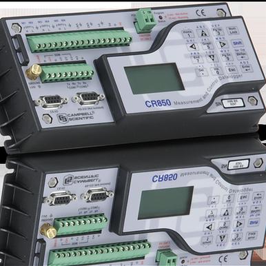 美国Campbell CR800 CR850数据采集器