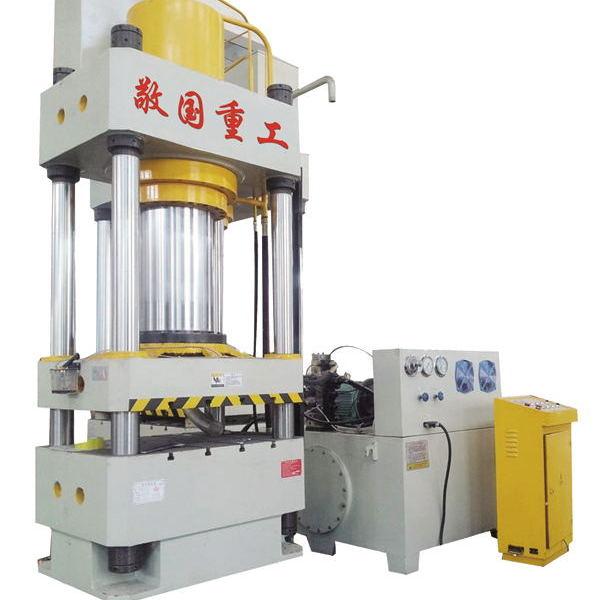 敬国供应YQ32系列三梁四柱液压机 厂家直销