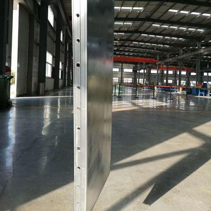明镁镁合金模板重量轻不易破损回收利用高绿色环保可循环材料