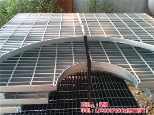 梓宸踏步板(图)_热镀锌钢格板规格_遂宁热镀锌钢格板