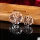 水晶 菊花片水晶 灯饰球 玻璃球 灯饰挂件 水晶配件 厂家直销 玻璃水晶饰品配件