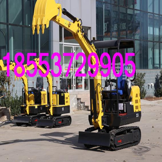 挖掘机挖勾机果园林绿化电缆市政管道工程微型苗圃家用