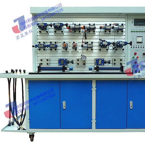 供应君晟JS-YY1型热销款工业液压传动实验台