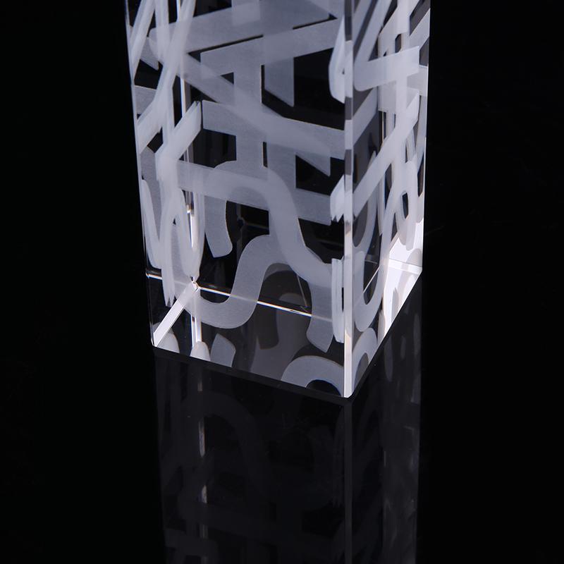 天然水晶内雕产品