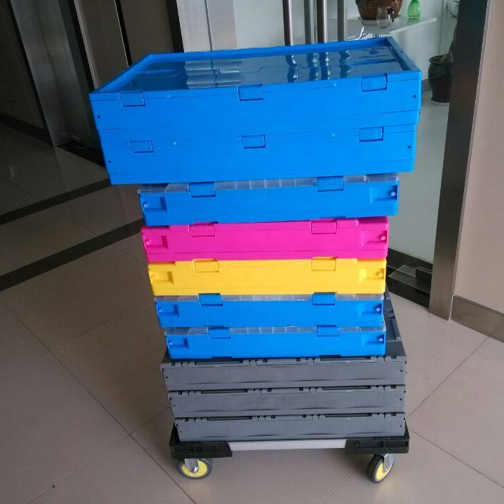 结实耐用的折叠箱 塑料箱供应商