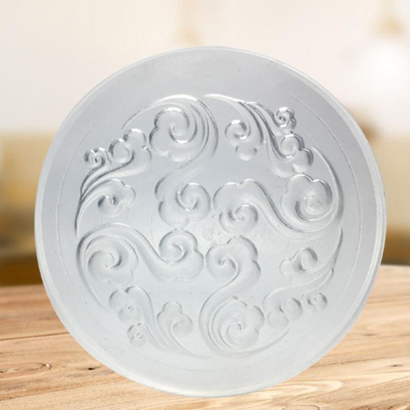 水晶 装簧片圆形 佛教用品 家具装饰 专业产品定制