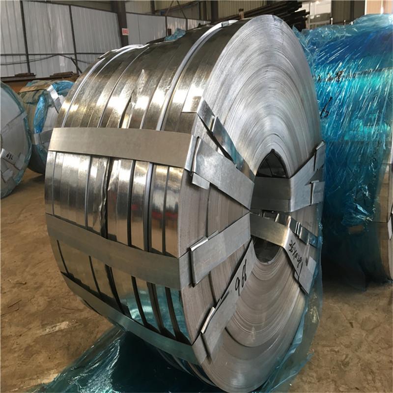 鍍鋅波紋管鋼帶 貨源充足 混凝土橋梁用金屬波紋管鋼帶 質優價廉 Q195