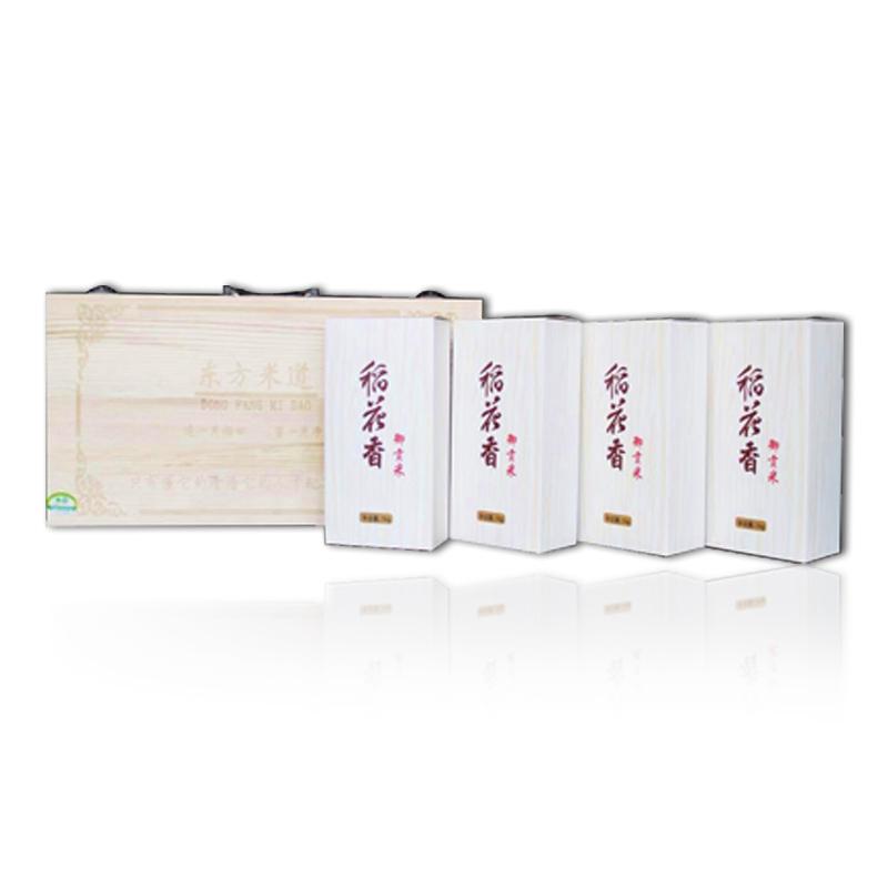 东方米道 五常大米 鸭稻米 健康大米 有机大米 高端大米 送礼首选 包邮大米